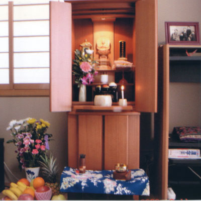 仏壇を購入する時期