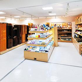 野村仏檀店 丸井今井・札幌本店 仏壇・神仏具売場の写真