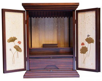 加茂定(京都)蒔絵戸厨子