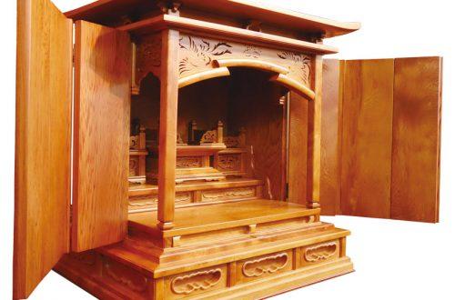 東京仏壇のさかたの写真