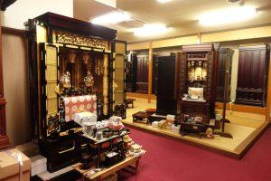 熊木本店(滋賀県東近江市八日市)2階伝統金伝統唐木