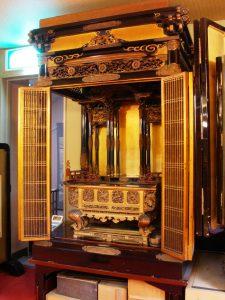 熊木本店(滋賀県東近江市八日市)お宝仏壇