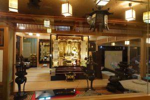 熊木本店(滋賀県東近江市八日市)3階