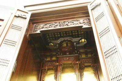 梅西優佛堂(京都市山科区)