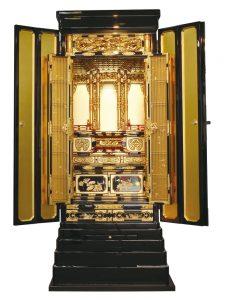 お仏壇のコガ(福岡)伝統的工芸品川辺仏壇20号