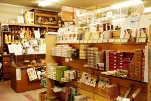 熊木本店(滋賀県東近江市八日市)1階お線香
